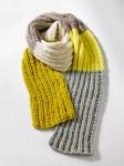 """10 Euro von jedem verkauften Schal aus der Aktion """"Ein Schal fürs Leben"""" kommen der Organisation """"Save the Children"""" zugute"""