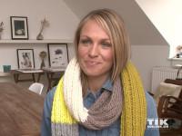 """Auch Ex-Biathletin Magdalena Neuner engagiert sich für die Aktion """"Ein Schal fürs Leben"""", deren Erlös der Organisation """"Save the Children"""" zugute kommt"""