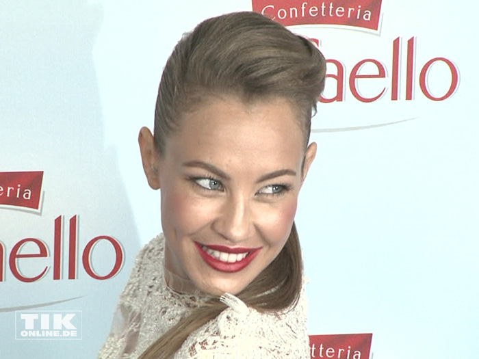 Alessandra Meyer-Wölden beim Raffaello Summer Day 2015 in Berlin