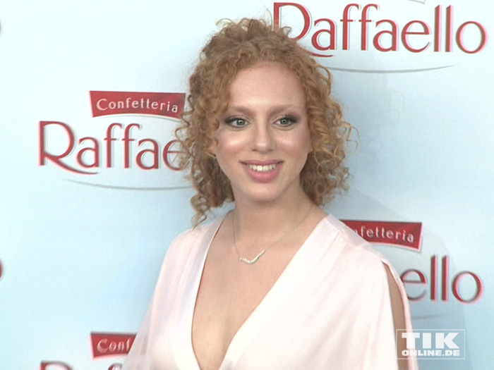 Boris Becker-Tochter Anna Ermakova beim Raffaello Summer Day 2015 in Berlin