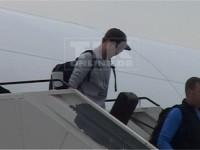 Nur ist Robert Pattinson kein normaler Tourist.