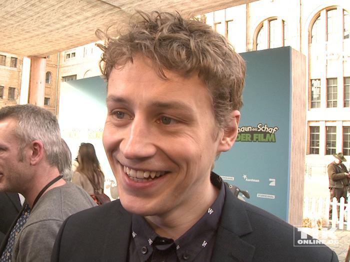 """Tim Bendzko steuerte den Titelsong zum Kino-Film """"Shaun das Schaf"""" bei"""