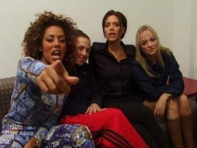 Spice Girls 1998 in Frankfurt/M.