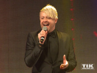 Ross Antony performt bei den Smago Awards in Berlin