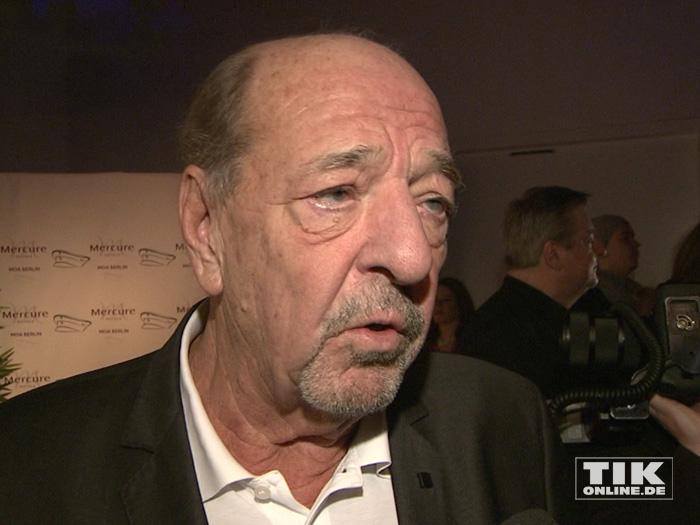 Musik-Produzent Ralph Siegel bei den Smago Awards in Berlin