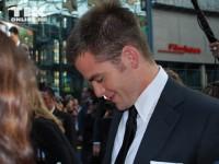 Chris Pine bei der Star Trek Premiere in Berlin