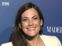 Bettina Zimmermann strahlt bei der ARD Blue Hour 2016