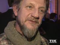 Mit Bart und Schal kam Sönke Wortmann zur ARD Blue Hour 2016