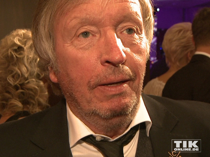 Werner Schulze-Erdel bei der TULIP Parkinson Gala 2015 in Berlin