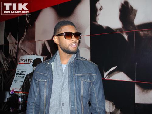 Usher in Berlin