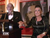 """Film-Mogul Artur """"Atze"""" Brauner und seine Ehefrau Maria Brauner, mit der er seit gut 70 Jahren zusammen ist"""