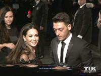 Liebes-Comeback bei der Bambi Verleihung 2015: Mandy Capristo und Mesut Özil