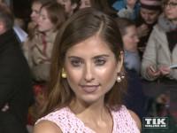 """Cathy Hummels bei der """"Die Tribute von Panem - Mockingjay 2""""-Premiere in Berlin"""