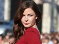 """Rebecca Ferguson bei der Welt-Premiere von """"Mission: Impossible - Rogue Nation"""" in Wien"""