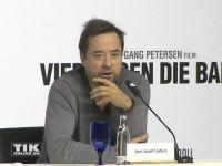 """Jan Josef Liefers bei der Vorstellung des neuen Wolfgang Petersen Projekts """"Vier gegen die Bank"""""""