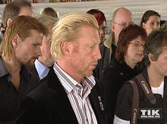 Boris Becker (Foto: HauptBruch GbR)