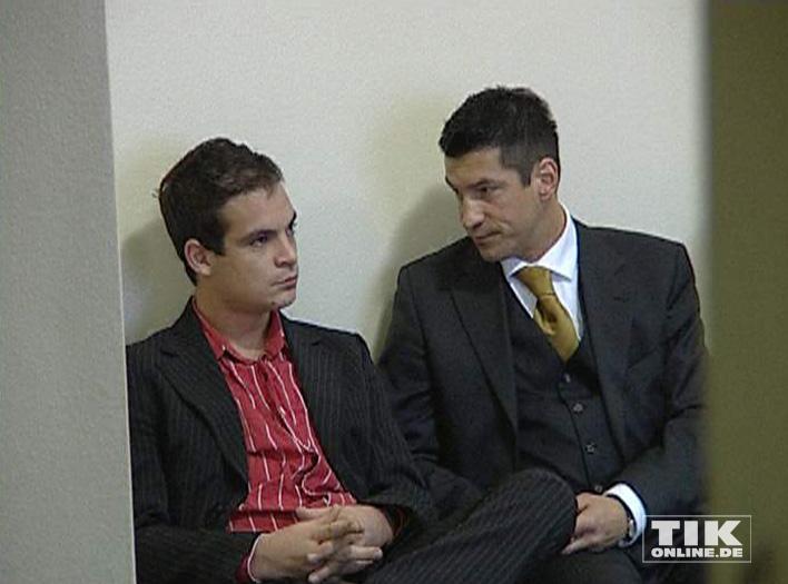 Ben Tewaag vor Gericht (Foto: HauptBruch GbR)