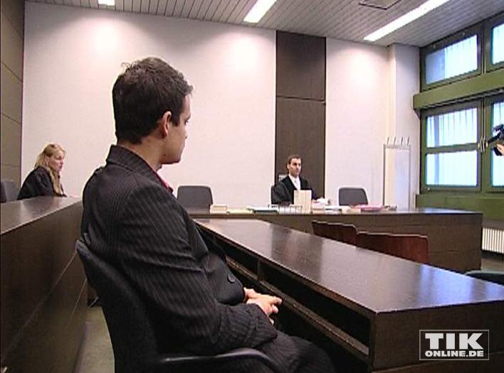 Ben Tewaak vor Gericht (Foto: HauptBruch GbR)