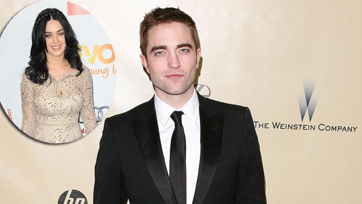 Robert Pattinson und Katy Perry (Montage)