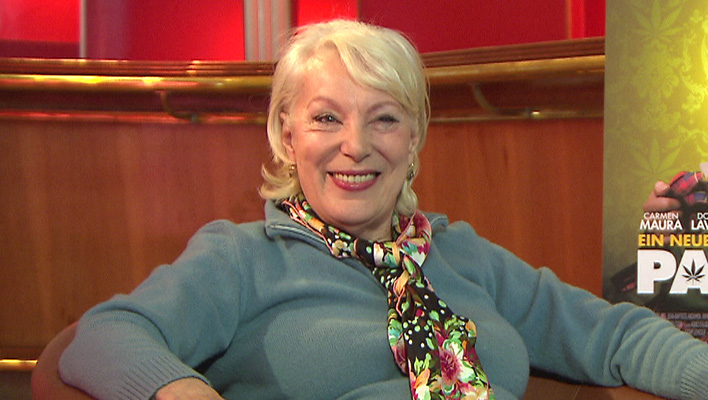 Bernadette Lafont (Foto: HauptBruch GbR)