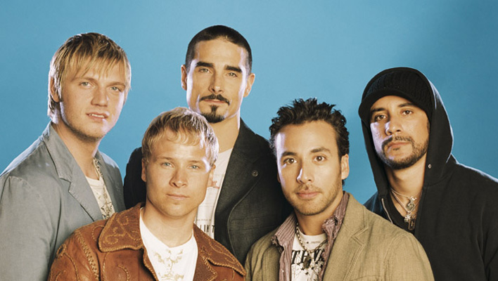 Backstreet Boys (Foto: Sony / BMG)