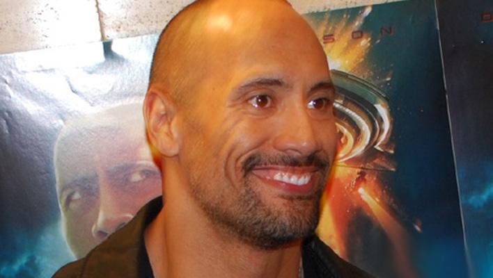 "Dwayne ""The Rock"" Johnson (Foto: HauptBruch GbR)"