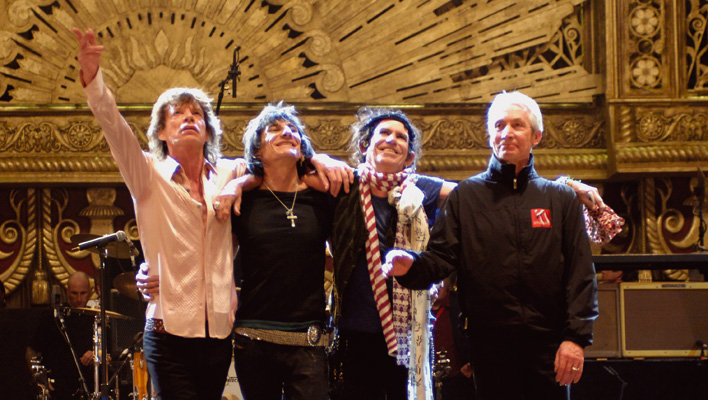 Rolling Stones (Foto: 2008 Courtesy of Twentieth Century Fox)