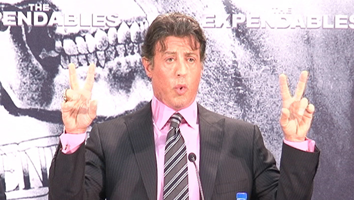 Sylvester Stallone (Foto: HauptBruch GbR)