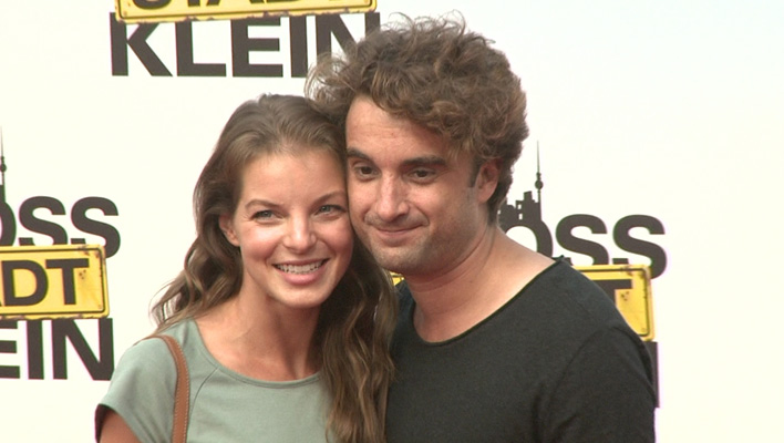 Yvonne Catterfeld und Oliver Wnuk (Foto: HauptBruch GbR)