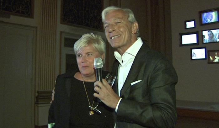 Jo Groebel und Ilona Renken-Olthoff (Foto: HauptBruch GbR)