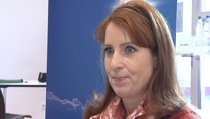 Monica Lierhaus (Foto: HauptBruch GbR)