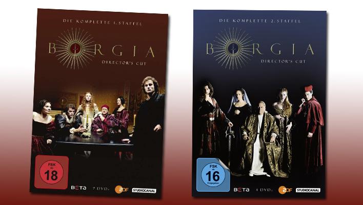 Borgia (Foto: Promo)