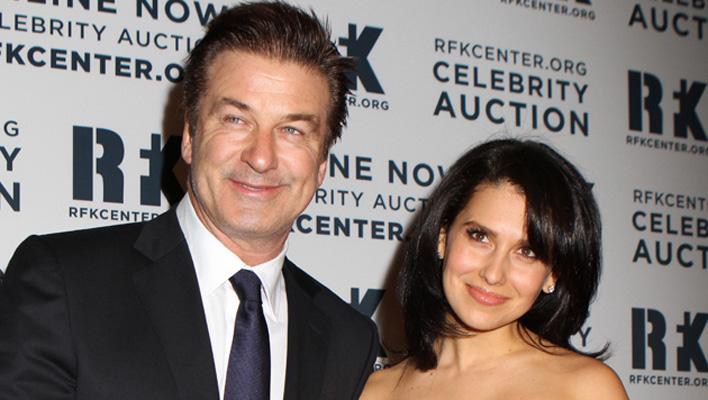 Alec Baldwin und Ehefrau Hilaria Thomas