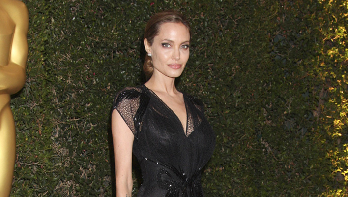 Angelina Jolie Ehrenoscar