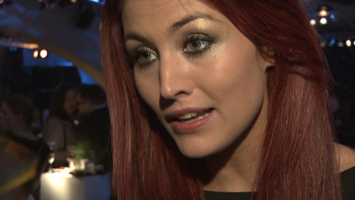 Fiona Erdmann rote Haare