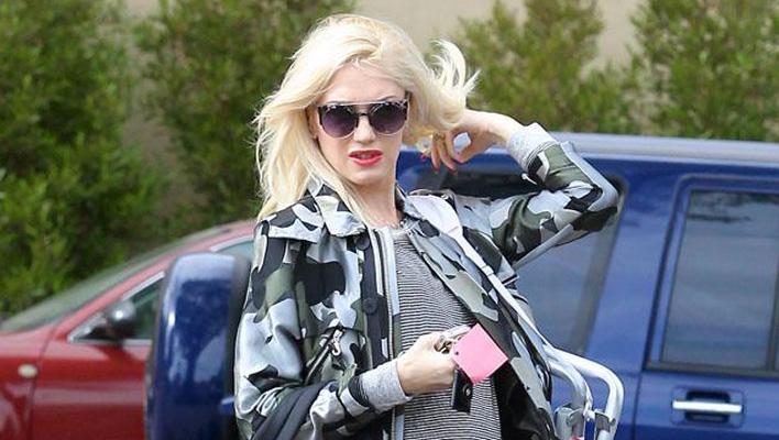 Gwen Stefani schwanger