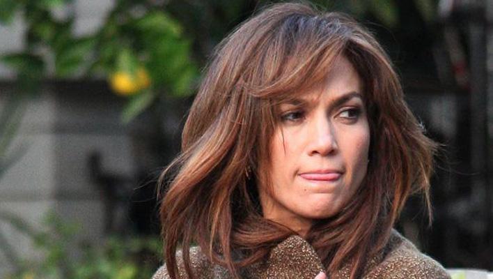Jennifer Lopez Zunge
