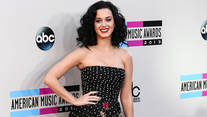 Katy Perry American Music Awards 2013