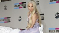 Lady Gaga American Music Awards 2013
