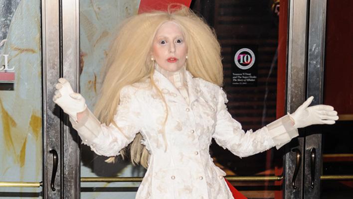 Lady Gaga Geist