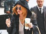 Lindsay Lohan Kaffee