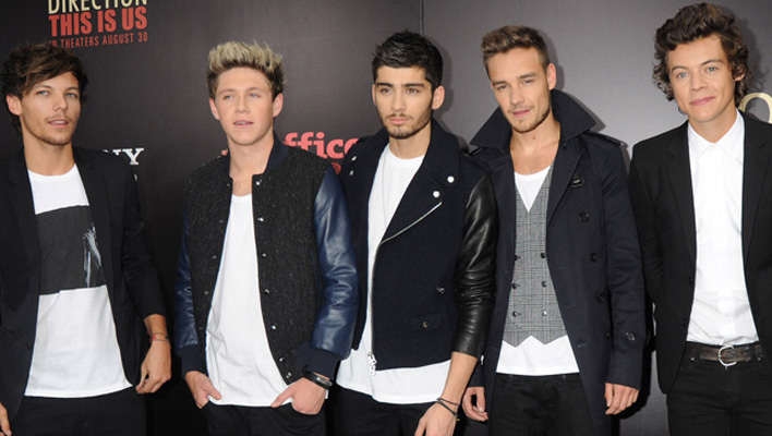 "One Direction Filmpremiere ""This Is Us"""