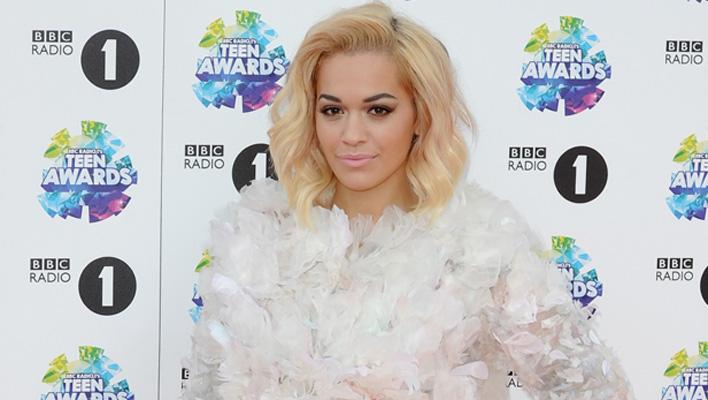 Rita Ora BBC Teen Awards 2013