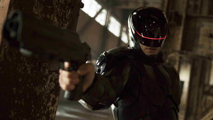 RoboCop Remake 2014