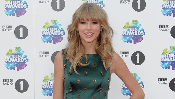 Taylor Swift BBC Teen Awards