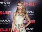 Taylor Swift Blümchenkleid