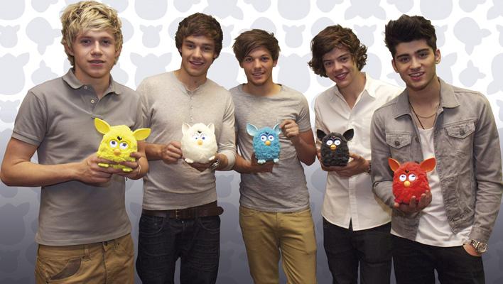 One Direction Furbys