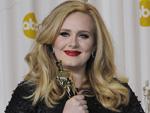 Adele mit Oscar