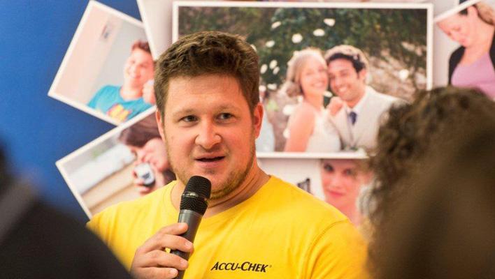 Matthias Steiner (Foto: Accu Check)