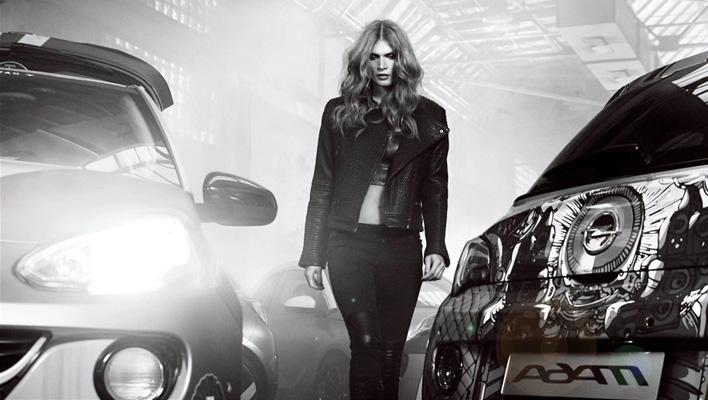 Malgosia Bela für Bryan Adams unf Opel (Foto: Mhoch4)